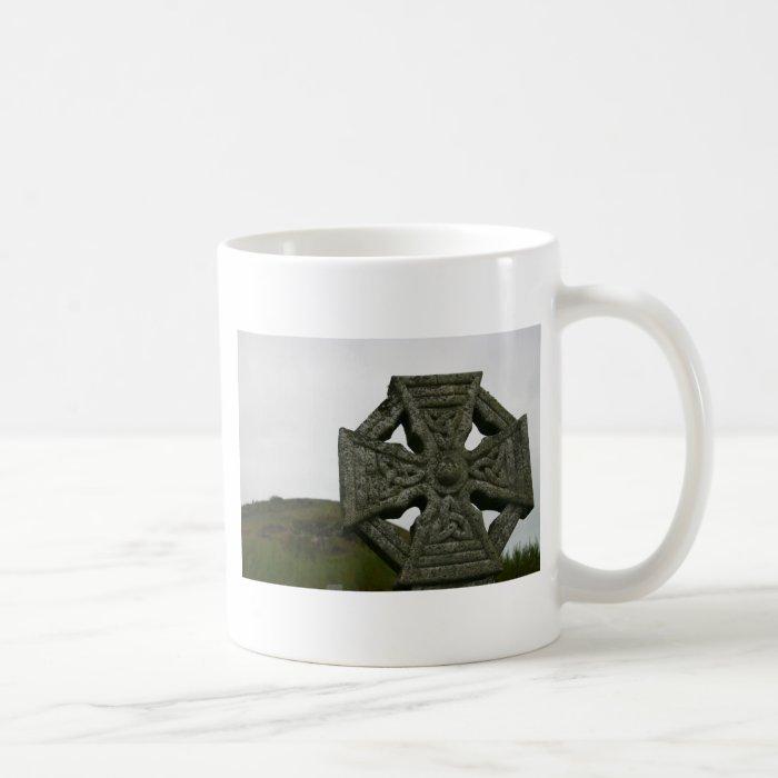 Celtic Headstone Coffee Mug