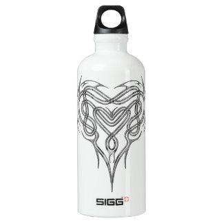 Celtic Heart Knot Water Bottle