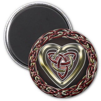 Celtic Heart Magnet