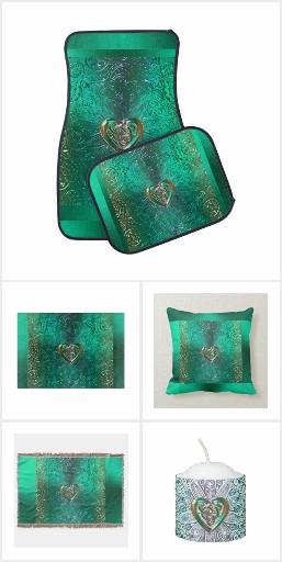 Celtic Heart Mandala