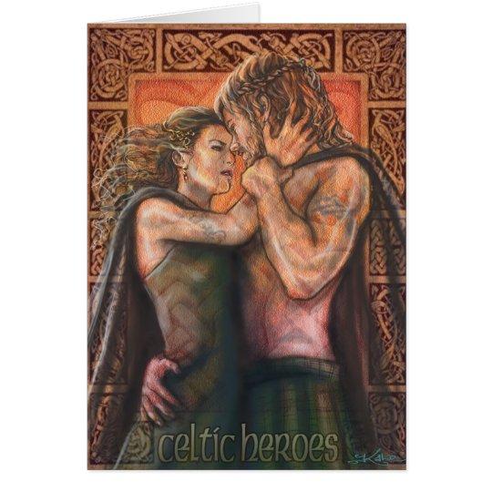 Celtic Heroes Card