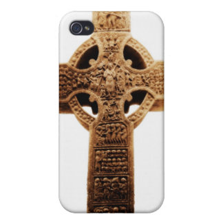 Celtic High Cross iPhone 4/4S Cover