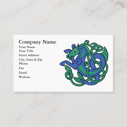 Celtic Hippocampus Sea-horse