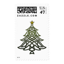 Celtic Holiday Stamp