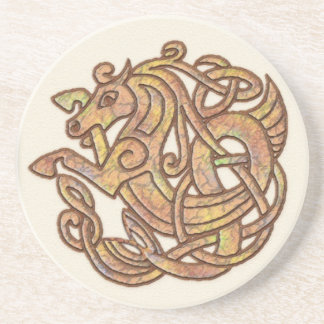 Celtic Horse Drink Coasters