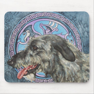 Celtic Hound Mouse Pad