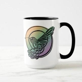 Celtic Hummingbird Mug