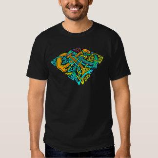 Celtic Illumination - Dog Knot Tshirts