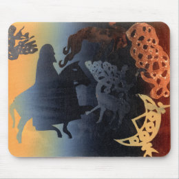 Celtic Image Mouse Pad