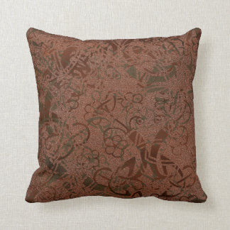 Celtic Immersion Collection - XI Throw Pillow