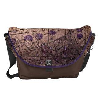 Celtic Inspired Art Nouveau Messenger Bag