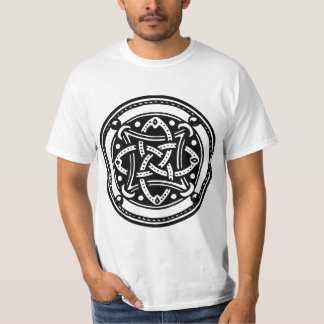 Celtic inspired design t shirt