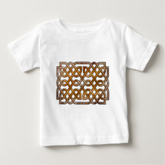 celtic interlaced  knotwork baby T-Shirt