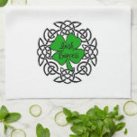 Celtic Irish Princess Hand Towels