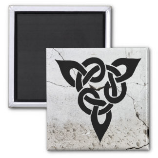 celtic irish sacred symbols magnet