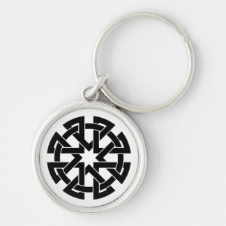 Celtic Knot (#02-001) Keychain
