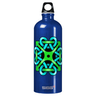 Celtic Knot 1.0L Dark Blue SIGG Traveler 1.0L Water Bottle