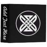 Celtic Knot 1 3 Ring Binder