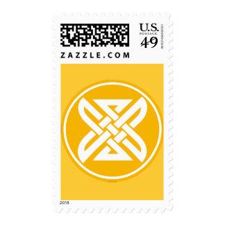 Celtic Knot 1 Gold Stamps
