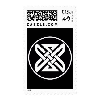 Celtic Knot 1 Postage Stamp