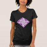 Celtic Knot 2 Purple Shirt