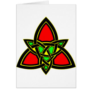 Celtic Knot  #3011 Card