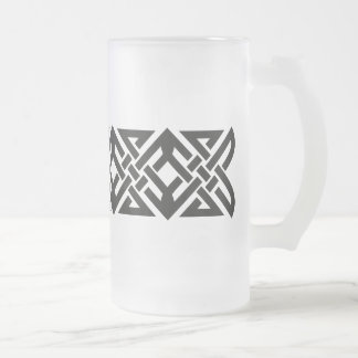 Celtic Knot 4-point Mug