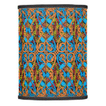 Celtic Knot Animals Lindisfarne Color Pattern Lamp Shade