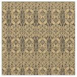 Celtic Knot Animals Lindisfarne Pattern Fabric
