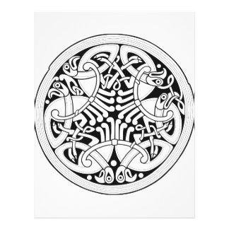 Celtic Knot Art Flyer