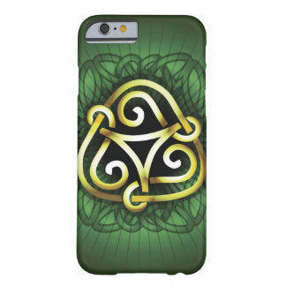 Celtic knot barely there iPhone 6 case