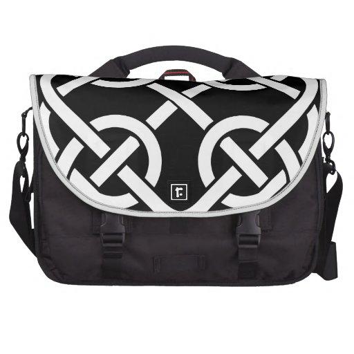 Celtic Knot Commuter Bag