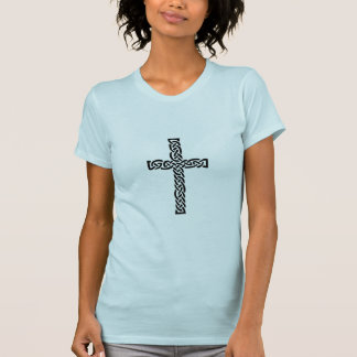 Celtic Knot Cross 2 Tshirt
