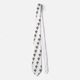 Celtic Knot Cross Tie