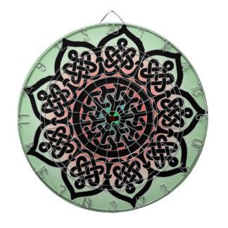 Celtic Knot dart board
