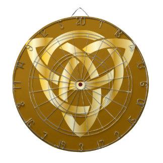 Celtic Knot Dart Boards