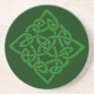 Celtic Knot - Diamond Drink Coaster