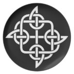 Celtic Knot, Dinner/Party Plate