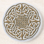 Celtic Knot Drink Coaster
