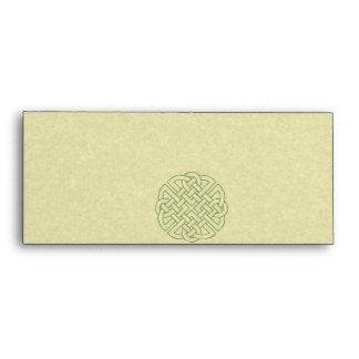 Celtic Knot Envelope