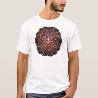Celtic knot Hearts T-Shirt