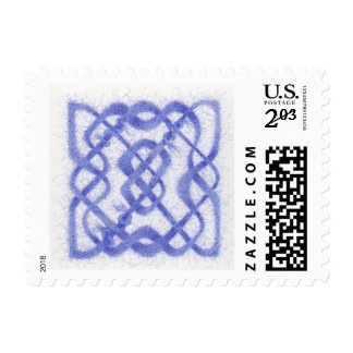 Celtic Knot III - 1st Class 6oz Lrg Envelope $1.90 Postage Stamp