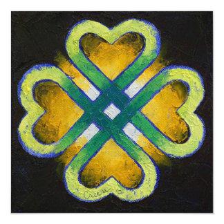 Celtic Knot Invitation