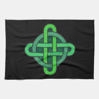 celtic knot ireland ancient symbol pagan irish gre towel