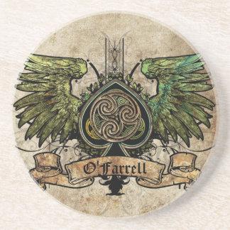 Celtic Knot Ireland Irish Tattoo Urban Coasters