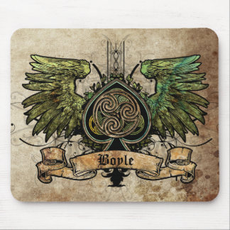 Celtic Knot Ireland Irish Tattoo Urban Mousepad