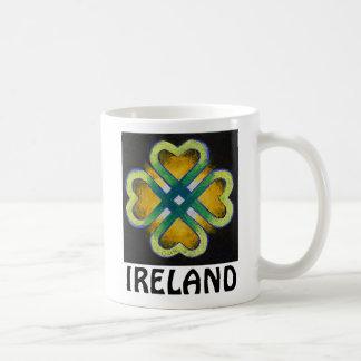 Celtic Knot Ireland Mug