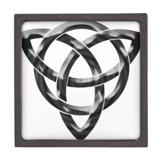 Celtic Knot Jewelry Box