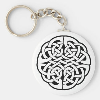 Celtic Knot Key Chain