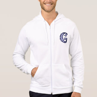 Celtic Knot letter initial monogram G Hoodie